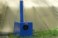 Оборудование жизнеобеспечения палаток и палаточных городков