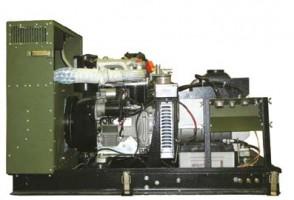 ЭА с дизелями жидкостного охлаждения 3000 об/мин
