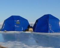 Полярные палатки